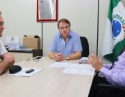 Presidente do Legislativo concede entrevista ao Jornal Mensageiro e fala sobre o trâmite do projeto que prevê o aumento para 13 vereadores