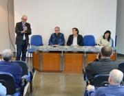 Presidente do Legislativo Municipal participa de primeira reunião do CODEMED com aprovação do regimento interno