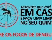 Proteja-se do coronavírus, mas não se esqueça da dengue!
