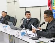 Quatro projetos de lei do Executivo Municipal são deliberados em primeiro turno durante Sessão Extraordinária