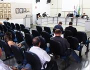 Quinta Ordinária é conduzida com aprovação de todas as proposições em pauta