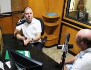 Rádio Independência concede entrevista ao Presidente do Legislativo