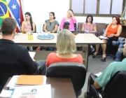 Reunião é realizada para dar continuidade ao Parlamento Jovem