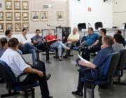 Reunião é realizada para debater possível fechamento de acesso à BR-277