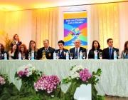 Rotary Club Medianeira Rio Alegria empossa novo Presidente