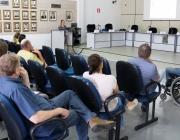 Secretaria Municipal da Saúde presta contas em audiência pública