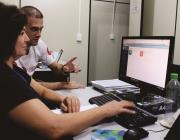 Servidores recebem treinamento para gerenciamento de novo site