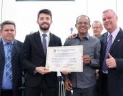 Sociedade Filantrópica Semear é homenageada pela Câmara em reconhecimento ao trabalho realizado com os jovens