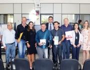 TRE-PR propõe novo modelo de Parlamento Jovem ao Judiciário e Legislativo de Medianeira