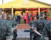 Tiro de Guerra realiza formatura no Dia do Soldado