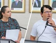 Tribuna Livre: medianeirenses utilizam espaço durante sessão ordinária da Câmara