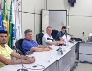 Vereadores analisam novos projetos em reunião das comissões