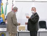 Vereadores aprovam por 8x1 prestação de contas de 2017 do Poder Executivo Municipal