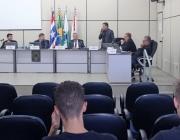 Vereadores aprovam projetos de lei do Poder Executivo em 2º turno