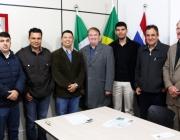 Vereadores conhecem nova diretoria da UVEPAR