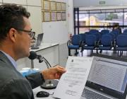 Vereadores derrubam em 1º turno proposta de emenda à Lei Orgânica que veda reeleição à presidência da Câmara