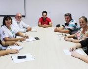Vereadores e Secretaria da Saúde se reúnem para discutir sobre a dengue