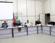 Vereadores membros das comissões permanentes se reúnem para analisar projetos de lei baixados na última sessão ordinária