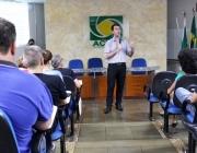 Vereadores participam de 2ª reunião para discutir criação de Conselho de Desenvolvimento de Medianeira (CODEMED)