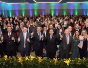 Vereadores participaram de conferência nacional sobre