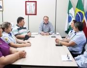 Vereadores recebem conselheiras tutelares para conversa sobre desempenho das funções