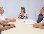 Em visita ao IPREMED vereadores conhecem a estrutura e sua funcionalidade administrativa