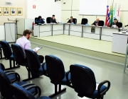 Vereadores votam sobre Projetos de Lei do Executivo e Decretos do Legislativo