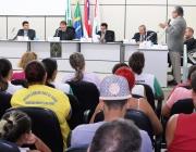 VI sessão ordinária é realizada com grande público presente